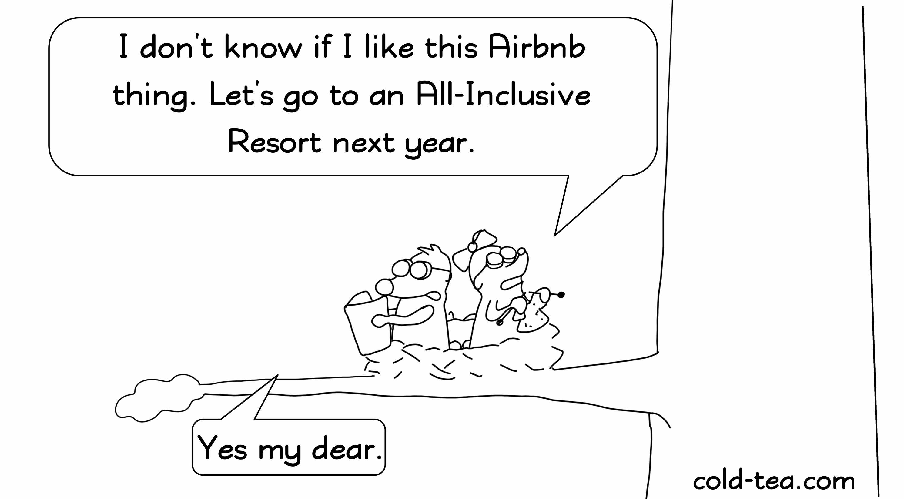 Airbnb for moles